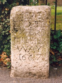 1667 Highway Stone, Warneford Lane