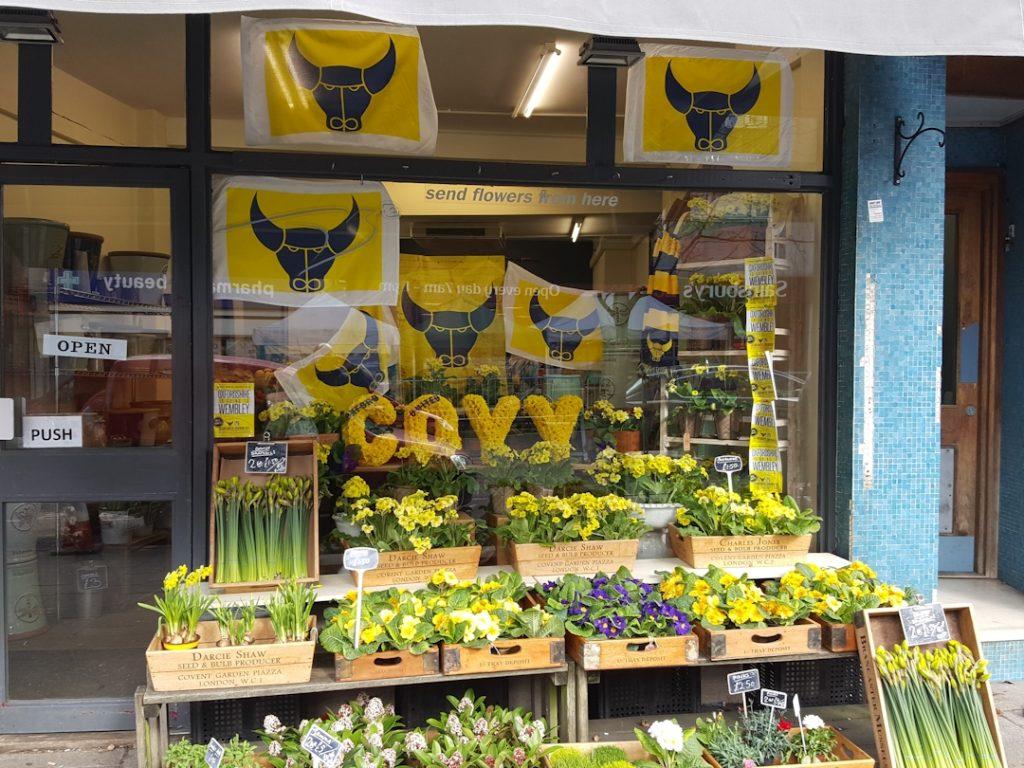 #COYY at The Garden, Headington shops